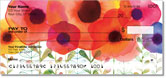 Poppy Garden Checks