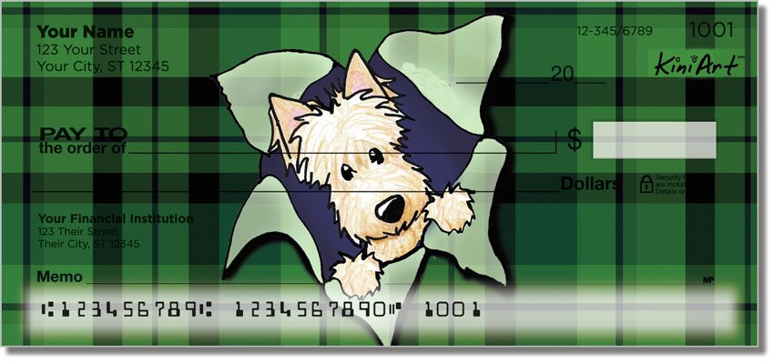 Scottish Terrier Checks