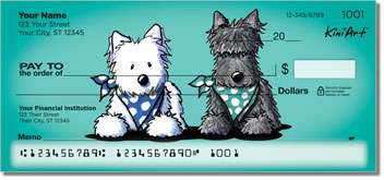 Terrier Friends 2 Checks