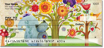 Sue Zipkin Tree of Life 2 personal checks