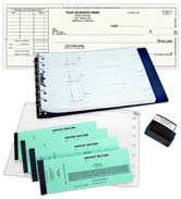 General Disbursement Invoice Check Kit