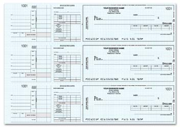 Payroll Invoice Checks