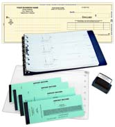 Payroll Self-Mailer Check Kit