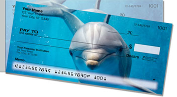 Dolphin Side Tear Checks