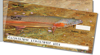 Trout Stream Side Tear Checks
