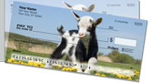 Baby Goat Side Tear Checks