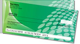 Green Contempo Side Tear Checks