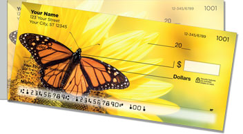 Monarch Butterfly Side Tear Checks