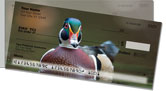 Wood Duck Side Tear Checks