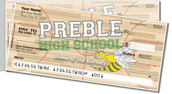 Preble Athletic Side Tear Checks