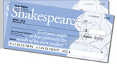 Shakespeare Side Tear Checks