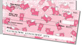 Pink Pig Side Tear Checks