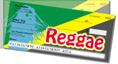 Reggae Music Side Tear Checks