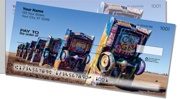 Route 66 Side Tear Checks