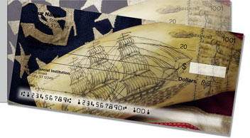 Scrimshaw Ships Side Tear Checks