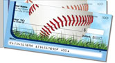Blue Baseball Fan Side Tear Checks