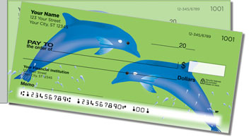 Dolphin Friends Side Tear Checks