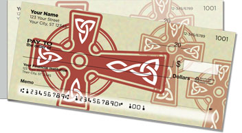 Celtic Cross Side Tear Checks