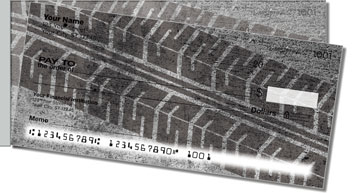 Tire Tread Side Tear Checks