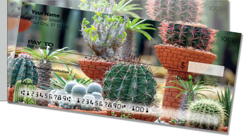 Cactus Garden Side Tear Checks