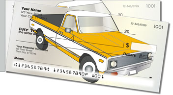 Vintage Truck Side Tear Checks