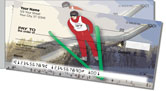 Ski Jumper Side Tear Checks