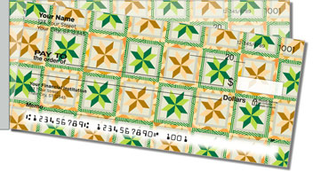 Quilting Side Tear Checks