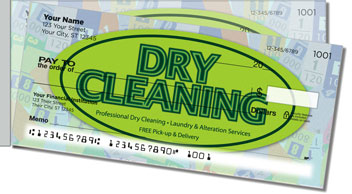 Dry Cleaning Side Tear Checks
