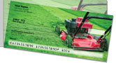 Lawn Care Side Tear Checks
