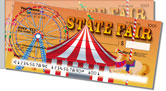 State Fair Side Tear Checks