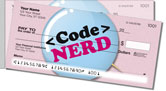 Nerd Pride Side Tear Checks
