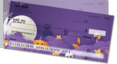 Halloween Side Tear Checks