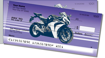 Sport Bike Side Tear Checks