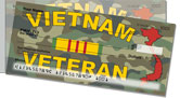 Vietnam Veteran Side Tear Checks