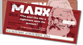 Karl Marx Side Tear Checks
