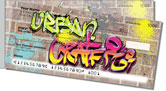 Urban Graffiti Side Tear Checks