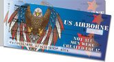 U.S. Airborne Side Tear Checks