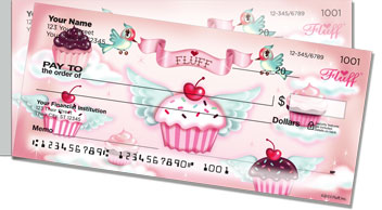 Cupcake Heaven Side Tear Checks