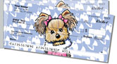 Yorkie Series 1 Side Tear Checks
