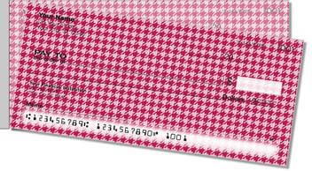 Reed Houndstooth Side Tear Checks
