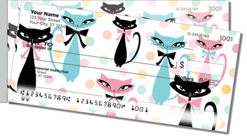 Kitty Galore Side Tear Checks