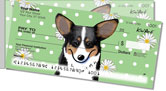 Pembroke Welsh Corgi Side Tear Checks