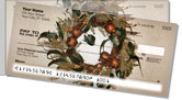 Autumn Wreath Side Tear Checks