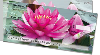 Fragrant Water Lily Side Tear Checks