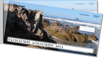Rocky Coastline Side Tear Checks