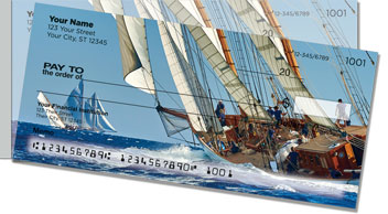 Sailing Side Tear Checks
